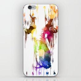 DANGER WILDMAN iPhone Skin