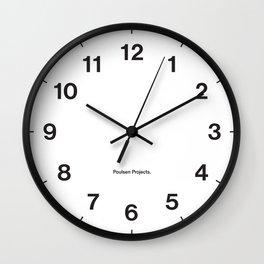 Time Clock Wall Clock