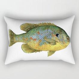 Pumpkinseed Rectangular Pillow