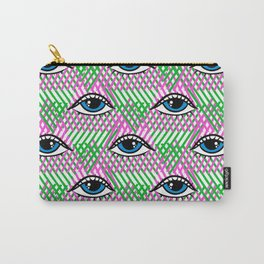 Funky eye design Carry-All Pouch
