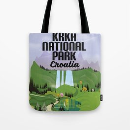 Krka National Park Tote Bag