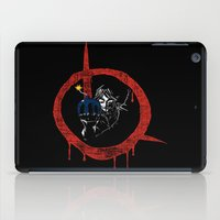 vendetta iPad Cases featuring Link for vendetta by unknowndesigner