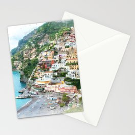 Picture perfect Positano Stationery Cards