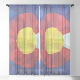Colorado Sheer Curtain