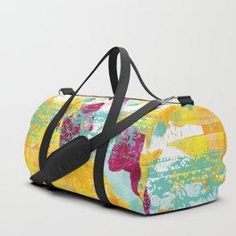 Sunshine of my life Duffle Bag