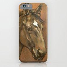 Sound Reason - Thoroughbred Stallion Slim Case iPhone 6s