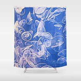 Jellyfish III Shower Curtain