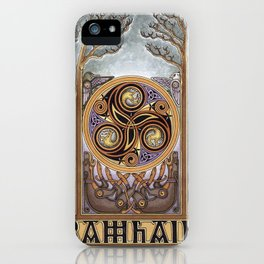 Samhain iPhone Case