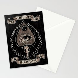 Planchette Stationery Cards