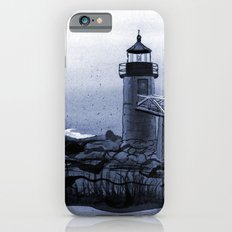 Lighthouse, Marshall Point, Maine iPhone 6s Slim Case