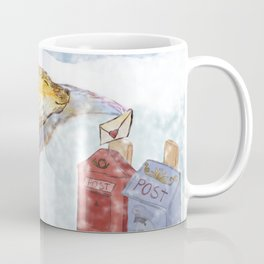 Valentines polar bear Coffee Mug
