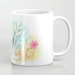 Bunny and Nature Coffee Mug