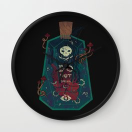 Toxic Wall Clock