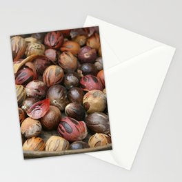Muscat Nuts in Basket #food #society6 Stationery Cards