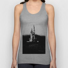 more china  Unisex Tank Top