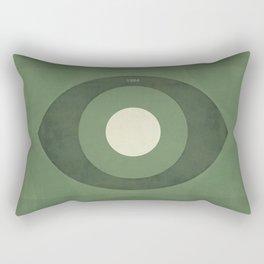George Orwell Nineteen Eighty-Four - Minimalist literary design, bookish gift Rectangular Pillow