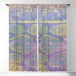 Shoal Sheer Curtain