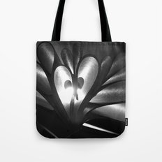 Let your mind blossom in the darkness Tote Bag