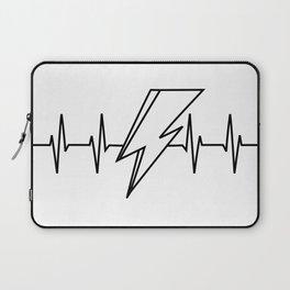 Bowie Heartbeat Laptop Sleeve