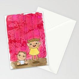 Children Stationery Cards