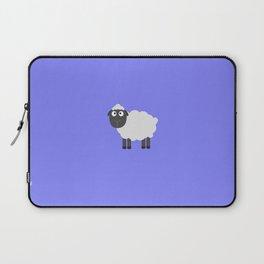 Cute female Sheep Laptop Sleeve