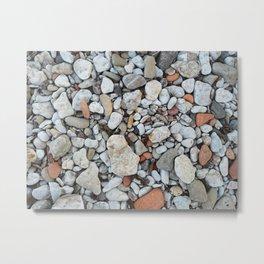 nordic pebbles II Metal Print