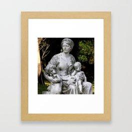 beauty in stone Framed Art Print
