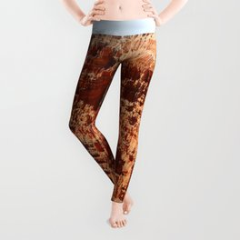 Bryce Canyon View At Sunset Point Leggings