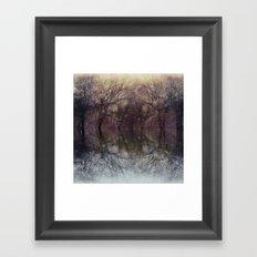 future untold Framed Art Print