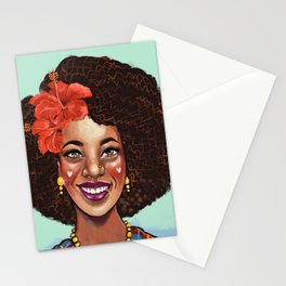 Love your Curls Stationery Cards