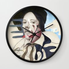 Composition 480 Wall Clock