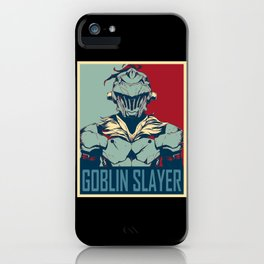 GS Hope Poster iPhone Case