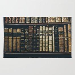 BOOKS - SHELF - PHOTOGRAPHY Rug