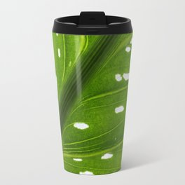 Spotted with White: Leaf Travel Mug