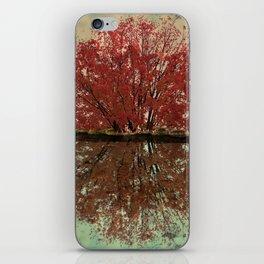 Landscape ~ Reflection iPhone Skin