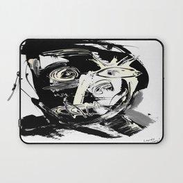 FACE EXPLOSIVE IV. Laptop Sleeve