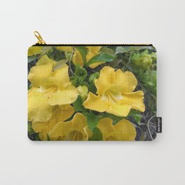 Cat's Claws Vines Carry-All Pouch