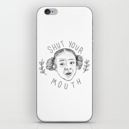 Erica Sinclair: Iconic Queen of Unapologetic Sass iPhone Skin