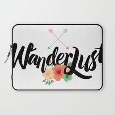 Wanderlust 02 Laptop Sleeve