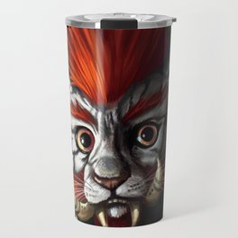 Danger eyes! Travel Mug