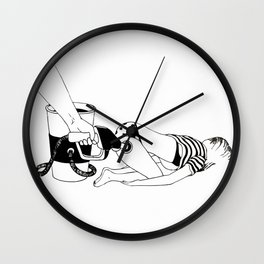 Fill me, please Wall Clock