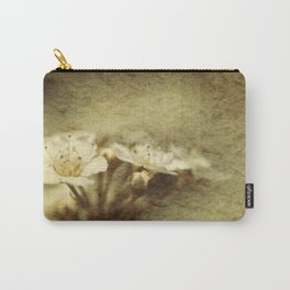 Spiraea Flowers Carry-All Pouch
