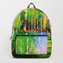 Birch grove Backpack