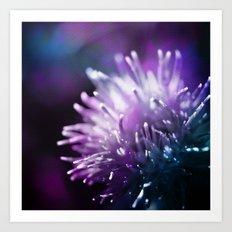 Dream Flower 3 Art Print