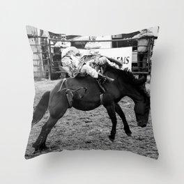 Midnight Bay Throw Pillow