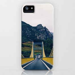 Roads iPhone Case