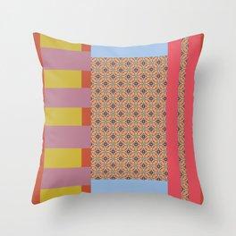 Mix n Match 2 Throw Pillow