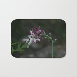 Earth Smoke Flower Bath Mat
