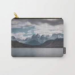 Somewhere over the mountain range Carry-All Pouch