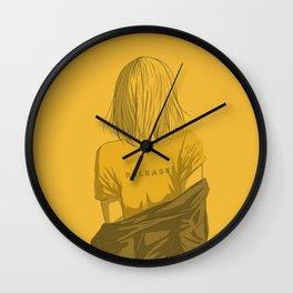 Release Wall Clock